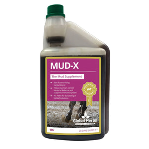 Mud-X Syrup  (1Ltr) - Global Herbs