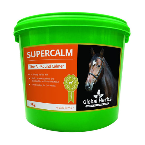 Image of Supercalm Powder (1Kg) - Global Herbs
