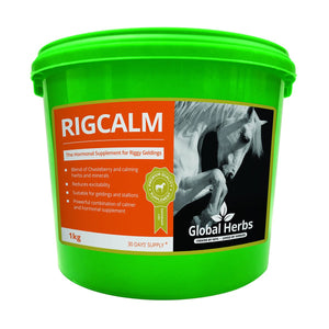 Rigcalm (1Kg) - Global Herbs