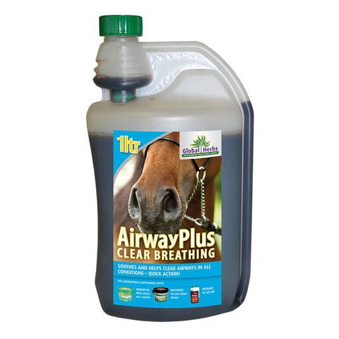 Airway Plus Liquid (1Ltr) - Global Herbs