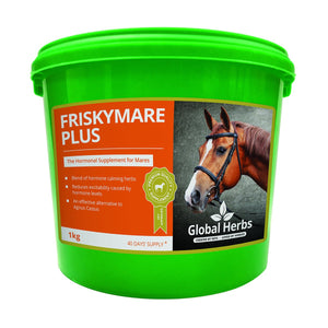 FriskyMare Plus (1Kg) - Global Herbs