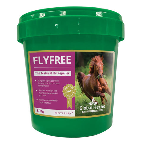 FlyFree (500g) - Global Herbs