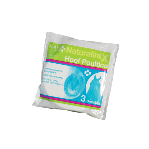 Hoof Poultice (3 pack) Box of 10 - NAF