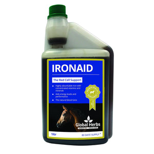 Iron Aid (1Ltr) - Global Herbs