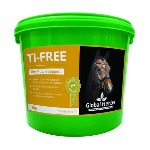 Ti-Free 1kg - Global Herbs