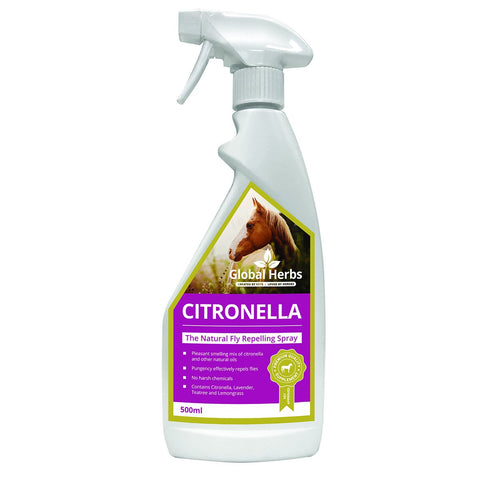 Citronella Spray 500ml - Global Herbs