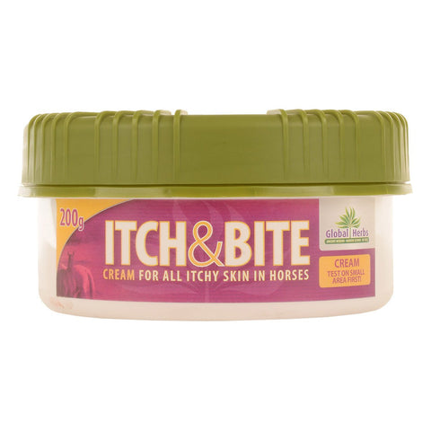 Itch & Bite Cream 200g - Global Herbs