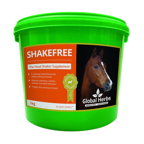ShakeFree Powder 1kg - Global Herbs
