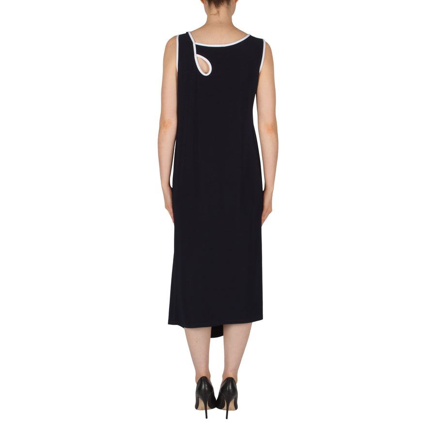 46d77505a1f ... Joseph Ribkoff br Midnight Blue Dress - Bliss in Inverloch Online    Retail Store