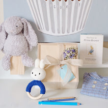"Load image into Gallery viewer, The Little ""Welcome Baby Boy"" Gift Box"
