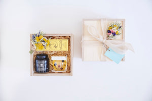 "The Little ""Truffle and Honey"" Gift Box"