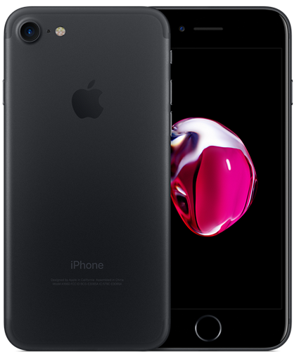 Apple iPhone 7 Schwarz 32GB