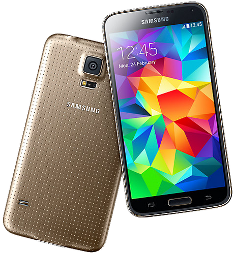 Samsung Galaxy S5 G900F Gold 16GB