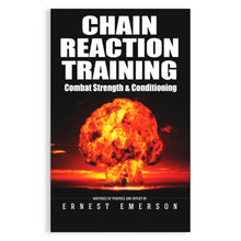 CHAIN REACTION TRAINING BOOK - SIGNED COPY