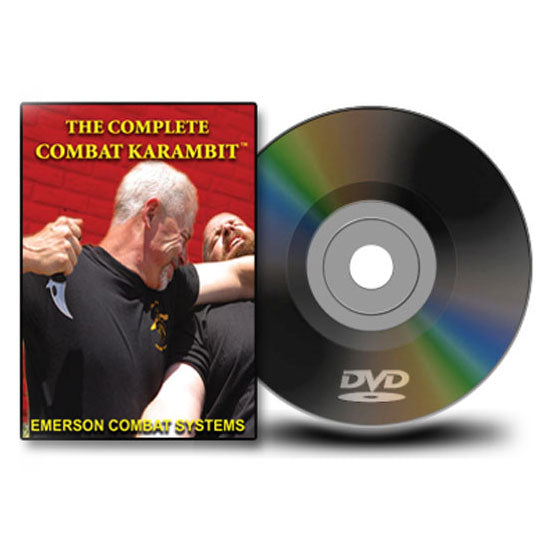 COMBAT KARAMBIT TRAINING DVD