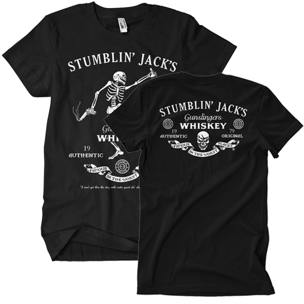 STUMBLIN' JACK T-SHIRT