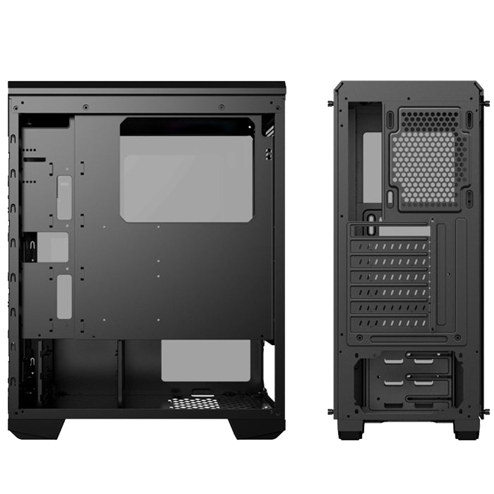 Bundled Lance-V RGB ATX Case