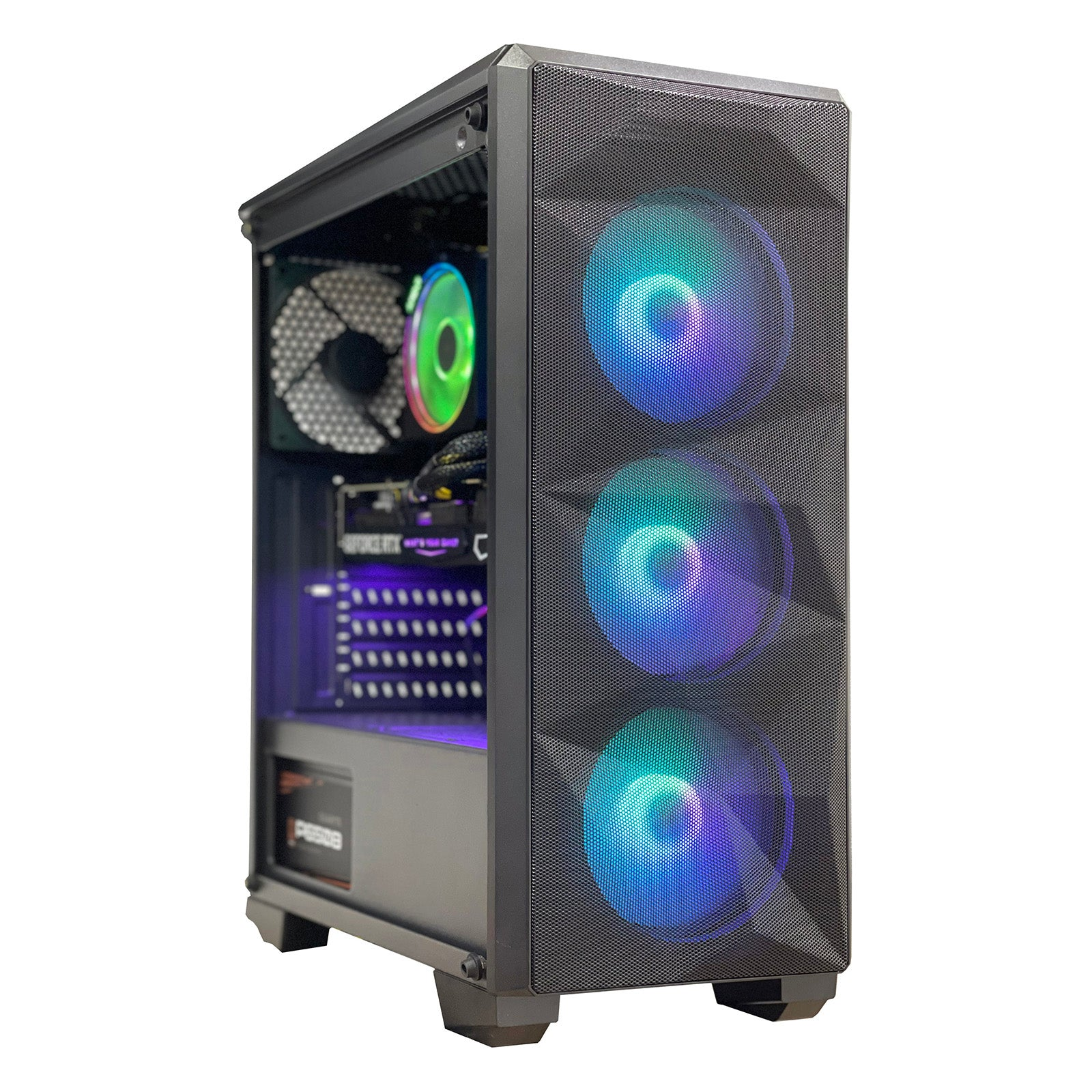 Intel Core i7 10700F | RTX 3070 8GB Gaming Desktop PC