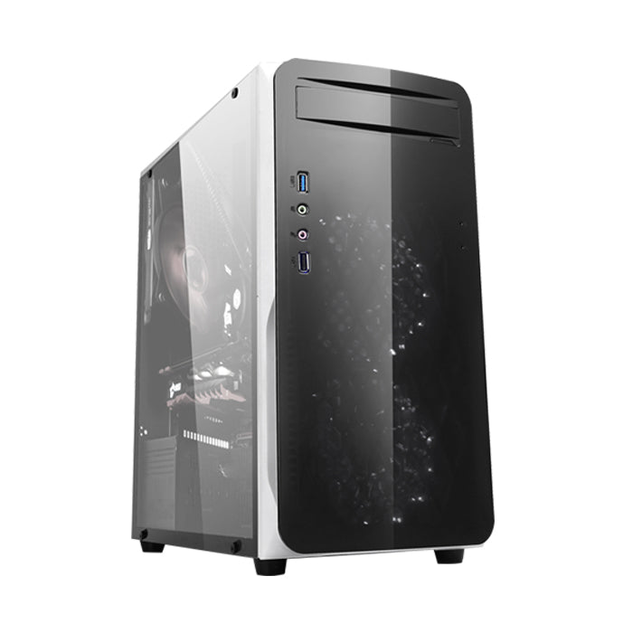 Bundled Leaper Mid M-ATX Case