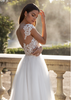 Cap Sleeve Wedding Dress Lace