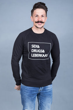 Sweater - Sex&Drugs&Leberkaas