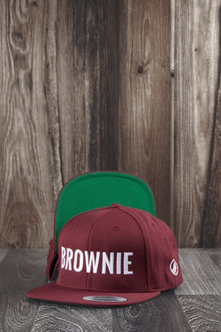 Brownie maroon