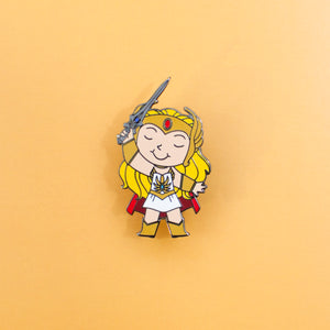 PRINCESS OF ETHERIA PIN - GeekPins
