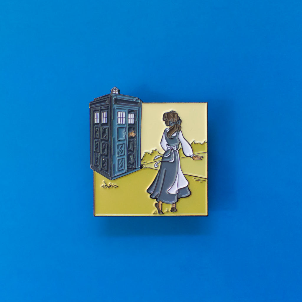 TALE AS OLD AS TIME LORD PIN - GeekPins