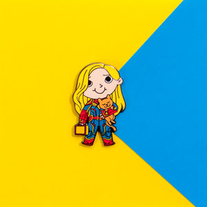 MARVELOUS LITTLE CAPTAIN PIN - GeekPins
