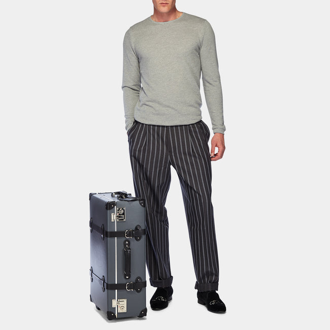 The Reiss x SteamLine - Grey Stowaway