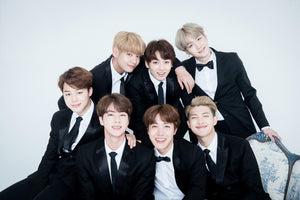 BTS merch & earrings store