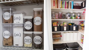 "More info on ""29 Easy Ways to Organize Your Kitchen Pantry"": #1"