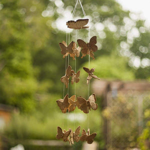 Ceiling Butterfly Wind Chime