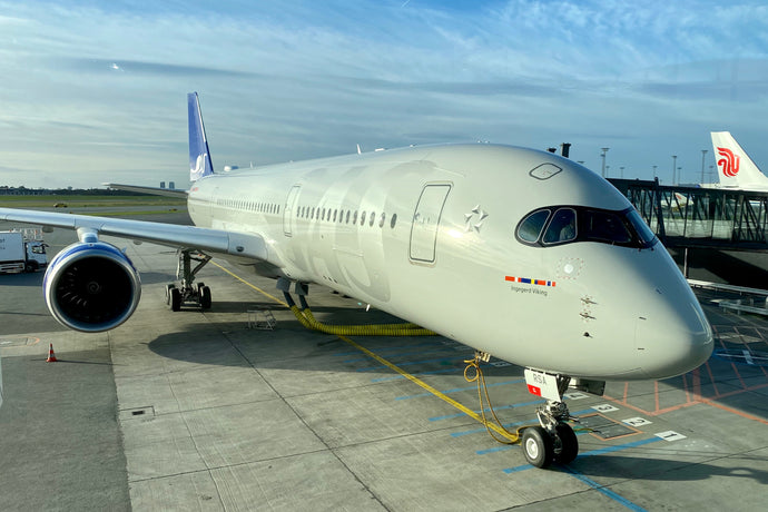A nice improvement: A review of SAS business class on the new Airbus A350