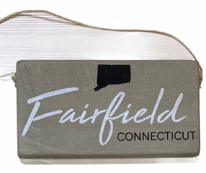 Fairfield (Gray) - Mini Plank - 11-in