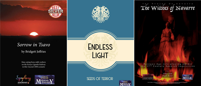 Miskatonic Monday: November 2020 titles abound