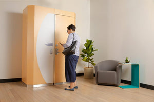 Mamava Brings Lactation Pods to the Workplace & Now You Can Pump in Peace