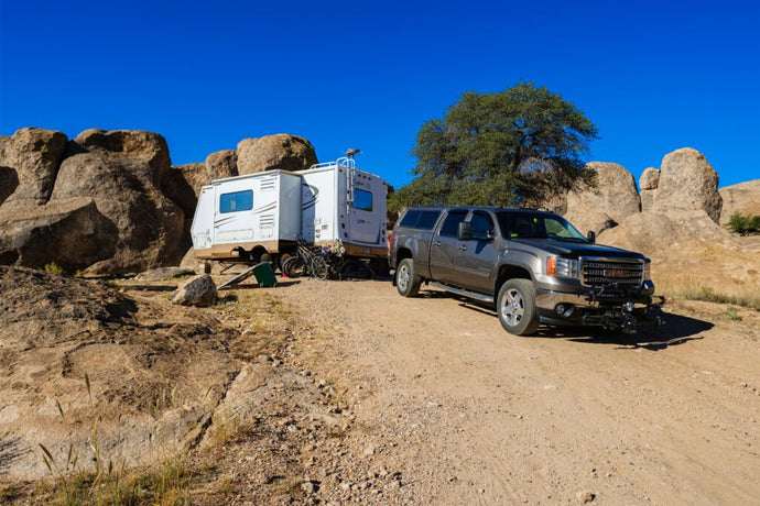 5 Best Parks For RV Camping In New Mexico
