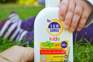 Why sunscreen isn't just for sunny days