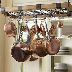 Featured 26 pack s hooks stainless steel s hanging hooks heavy duty s hanger hooks x large 4 8 large 3 5 small 2 5 metal kitchen pot rack hooks closet hooks for hanging pot pan cups plants bags jeans