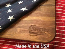 Related extra large reversible walnut wood cutting board by shorz 17 x 13 x 1 inch made in usa from american black walnut hardwood boards keep knives sharp juice groove keeps kitchen countertop clean
