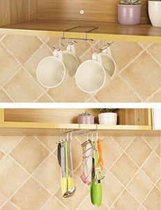 Purchase blikke coffee mug holder mugs rack under shelf kitchen storage drying rack 304 stainless steel