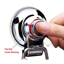 Order now ancome powerful vacuum suction cup hooks holder strong stainless steel hooks for bathroom kitchen towel hanger storage