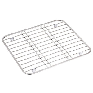 Shop for kitchen cutlery storage rack household 304 stainless steel tray rack sink dishes fruit and vegetable drain rack