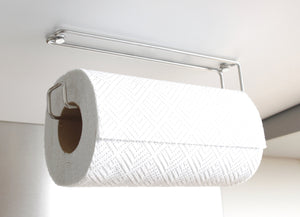 Buy now plew plew kitchen roll holder paper towel stand stainless steel wall mounted