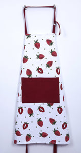 Products casa decors set of apron oven mitt pot holder pair of kitchen towels in a unique berry blast design made of 100 cotton eco friendly safe value pack and ideal gift set kitchen linen set