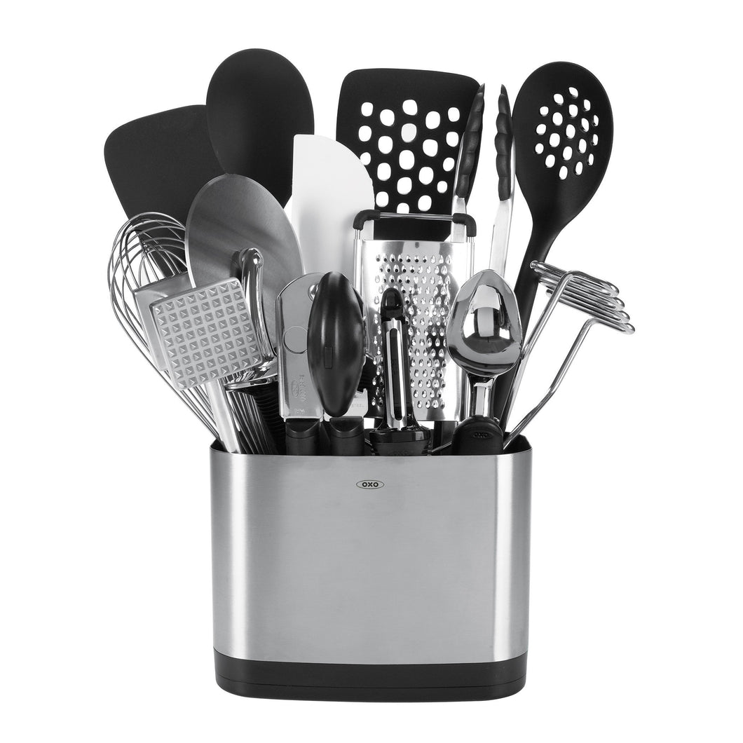 Best seller  oxo good grips 15 piece everyday kitchen tool set