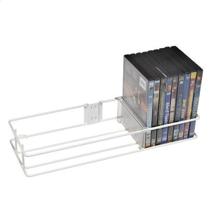 Elfa Utility Media Rack White
