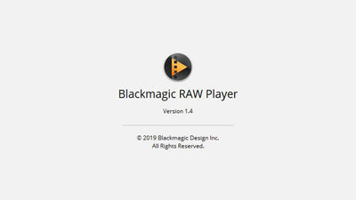 Blackmagic RAW player now available for Windows