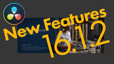Whats New In DaVinci Resolve 16.1.2
